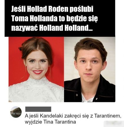 Toma holland to heze sie