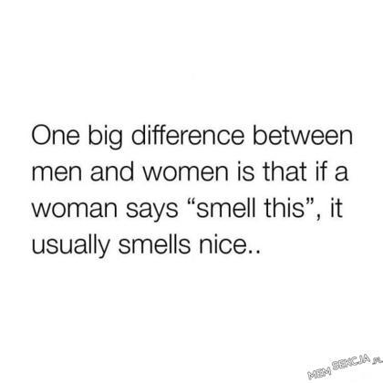 Jedna podstawowa różnica między mężczyznami i kobietami