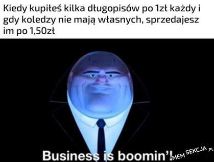 Niedługo otworzę korporacje