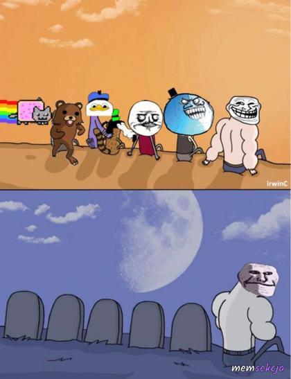 Te memy już umarły