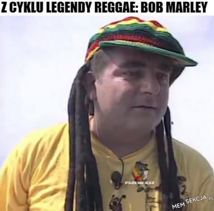 Bob Makłowicz Marley