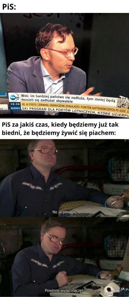 PiS za jakiś czas...