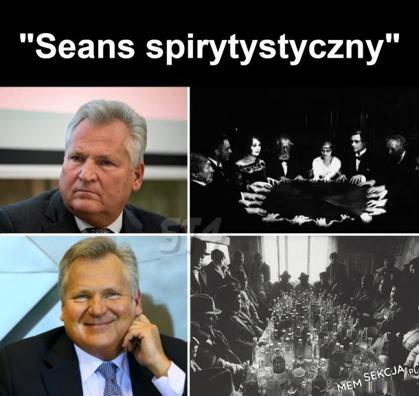 Seans Spirytystyczny