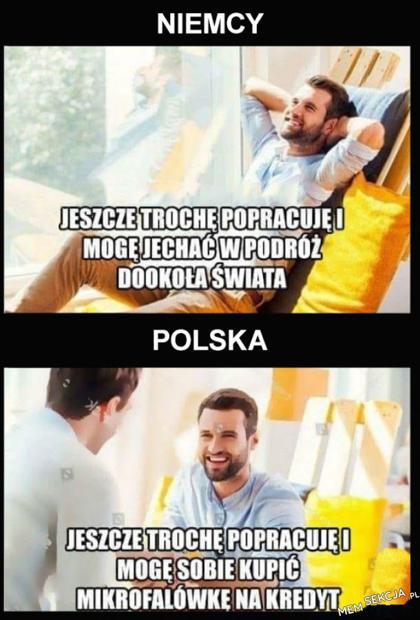 Realia polskie i niemieckie