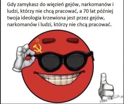Komunizm wygrał w dziwny sposób