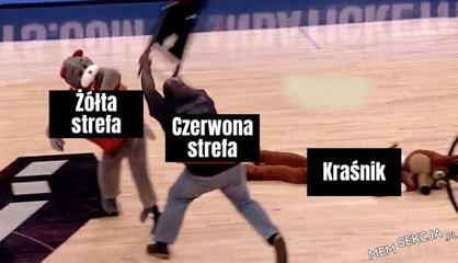 Czerwona i zółta strefa a Kraśnik