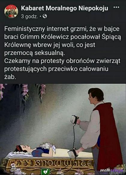 Feministyczny internet grzmi