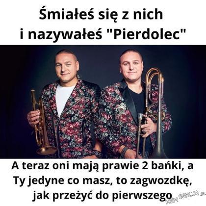bracia od dmuchania w trombe