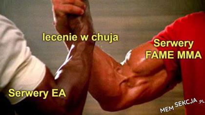 Serwery Fame MMA