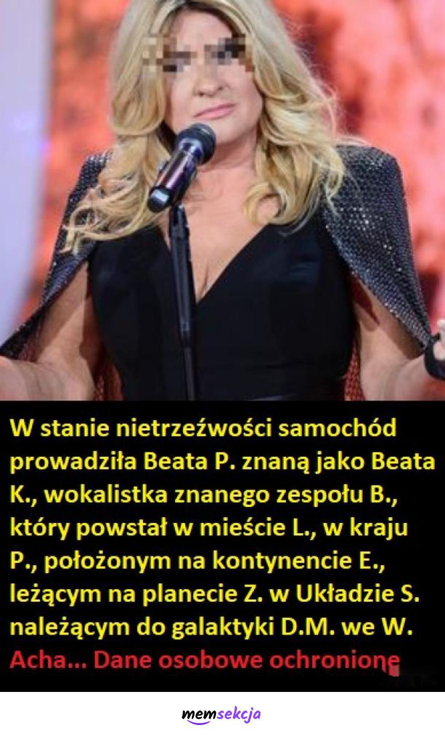 Ochrona danych osobowych osób publicznych. Memy. Beata  Kozidrak. Rodo