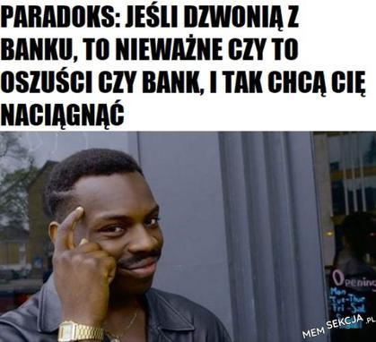 Paradoks banków