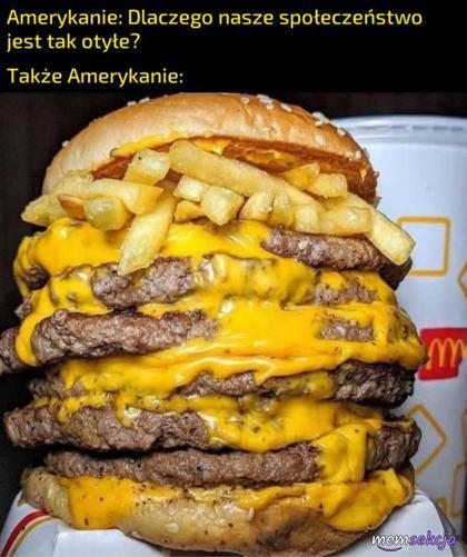 Dlaczego nasze społeczeństwo jest tak otyłe?