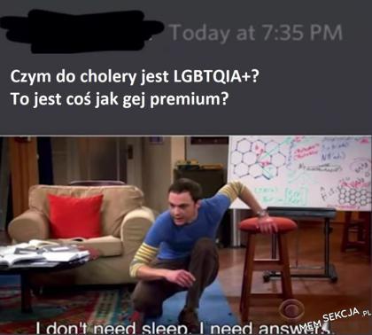 To jest coś jak gej premium?