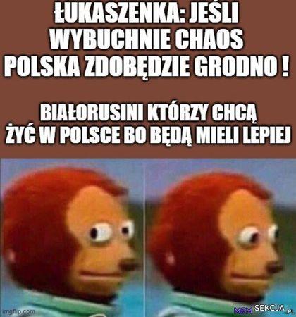 Łukaszenka jesli