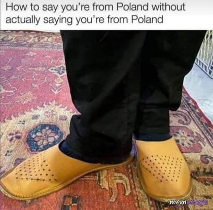 Jak powiedzieć, że jesteś z Polski?