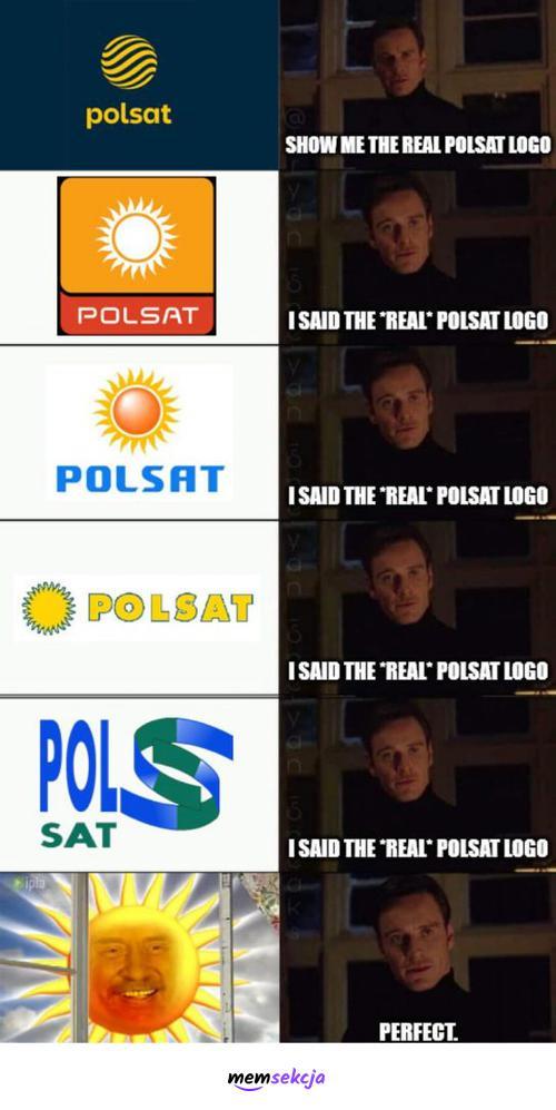 Prawdziwe logo polsatu. Świat Według Kiepiskich. Polsat