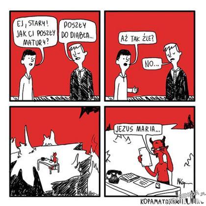 Matura do diabła
