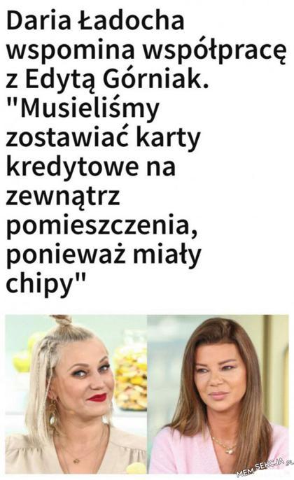 Ciężkie warunki współpracy z Edytą Górniak