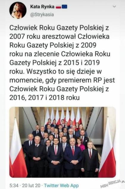 Ludzie roku Gazety Polskiej