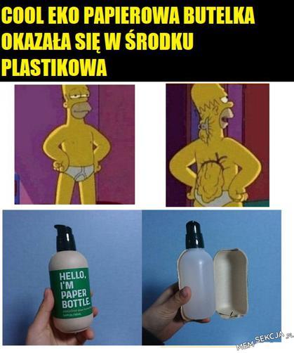 Super eco butelka
