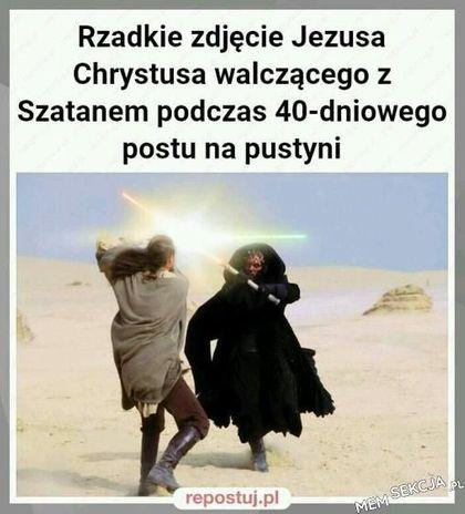 Obraz na podstawie Biblii. Śmieszne