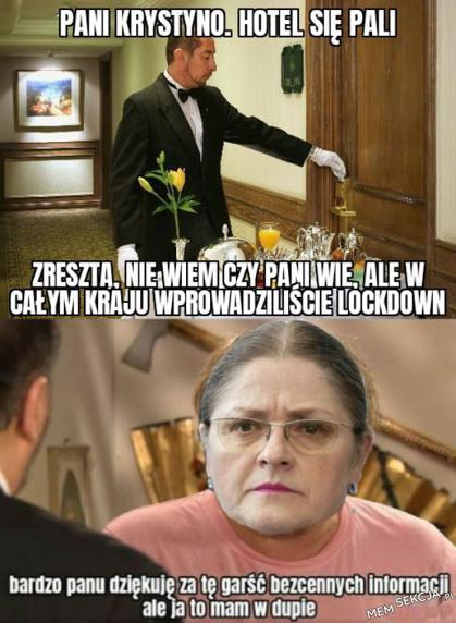 Pani Krystyno