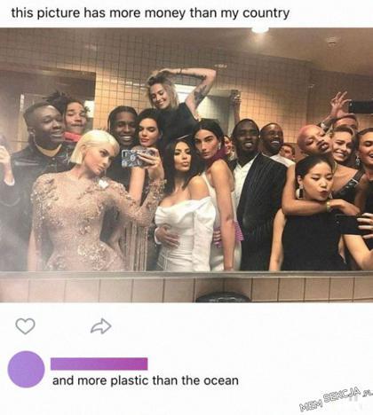 głupi celebryci z kupą siana