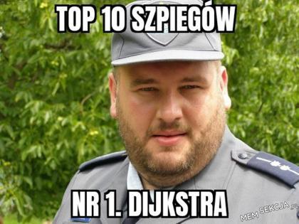 TOP 1 szpiegów
