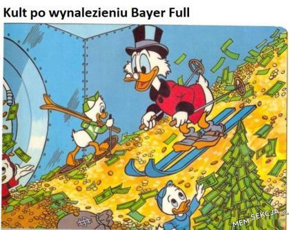 Kult po wynalezieniu bayer full