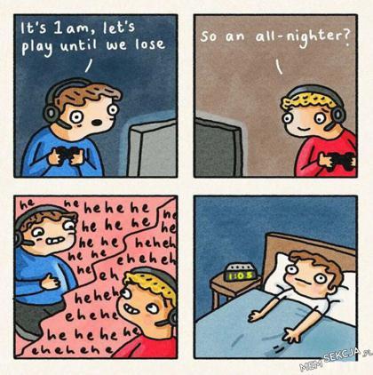 pora spać