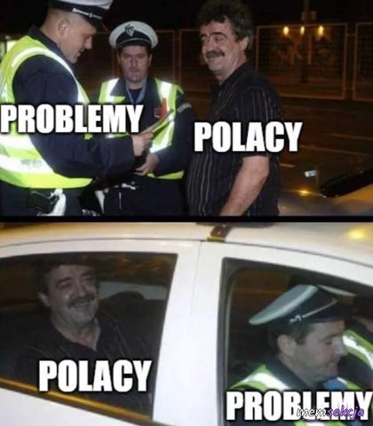 Polacy i problemy