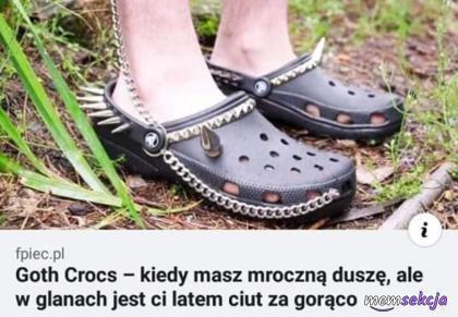 Crocsy Gotha