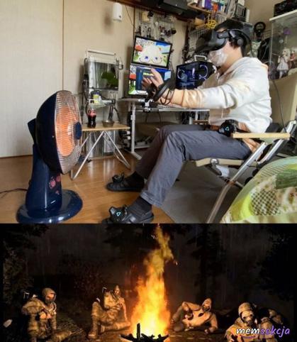 Prawdziwe doświadczenie VR