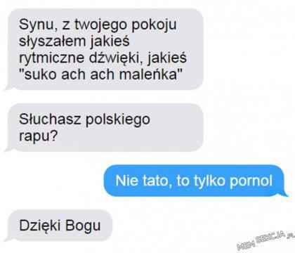 Słuchasz polskiego rapu?. Memy
