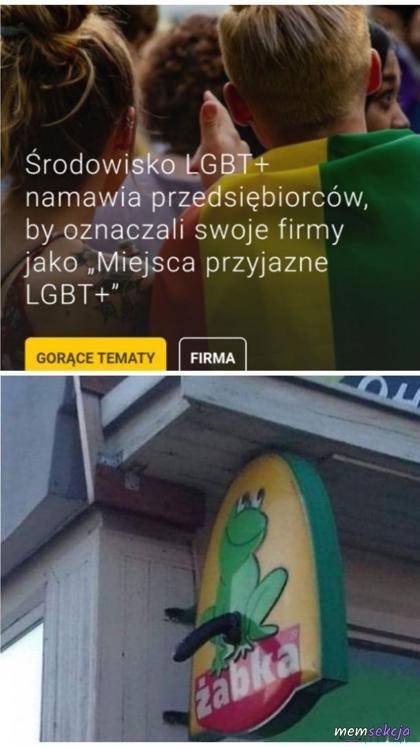 Miejsca przyjazne LGBT