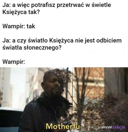 Przetrwanie wampira