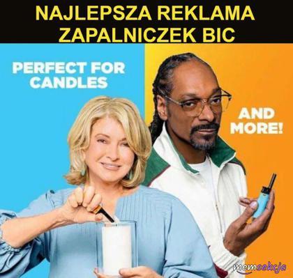Najlepsza reklama zapalniczek. Śmieszne. Snoop  Dog