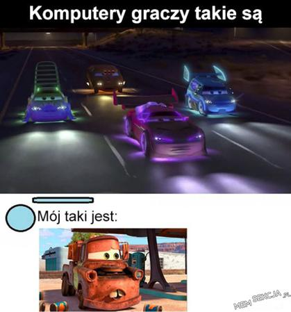 Komputery gamingowe