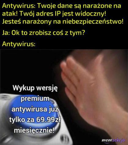 Co zrobi antywirus z wykrytymi zagrożeniami