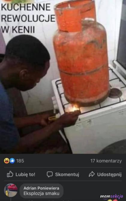 Kuchenna rewolucja