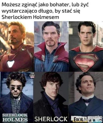 Holmes sherlock nttritee