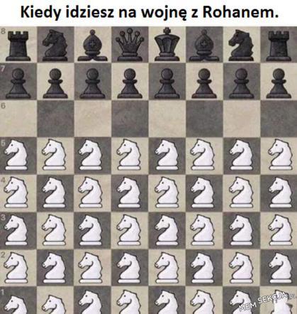 Wojna z Rohanem