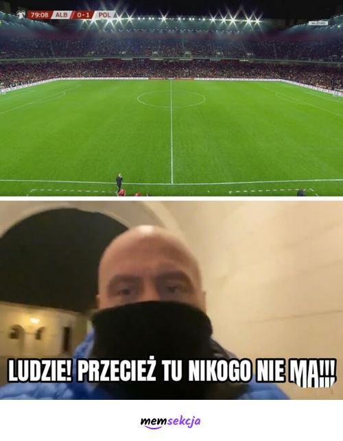 Mecz Polska-Albania. Memy. Marcin  Najman. Albania. Polska. Piłka  Nożna