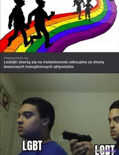 Lesbijki vs lewicowi aktywiści