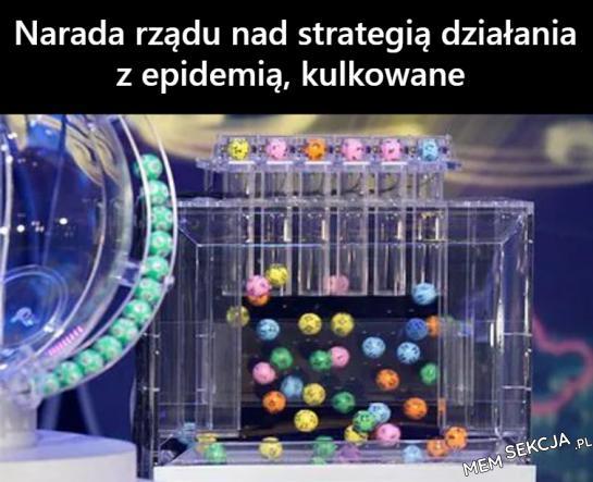 Narada rządu nad strategią działania