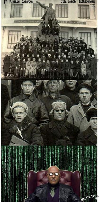 Morfeusz w Związku Radzieckim