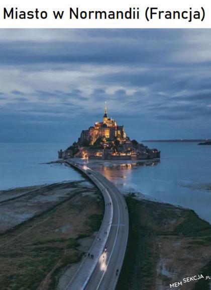 Takie tam miasteczko w Normandii
