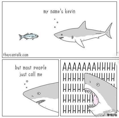 Nazywam się Kevin, ale..