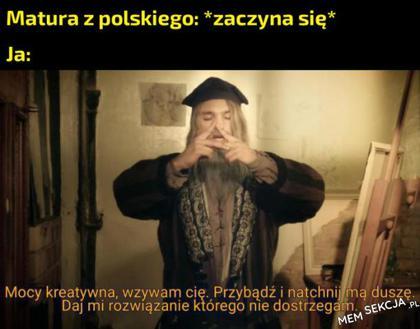 Kiedy zaczyna się matura z polskiego