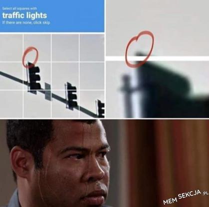 Oznacz światła drogowe